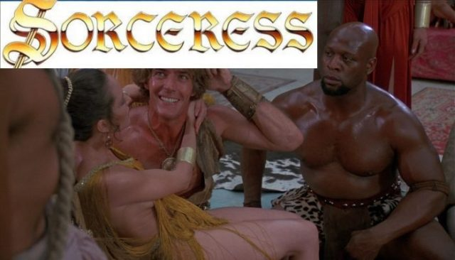 Sorceress (1982) watch online cult movie