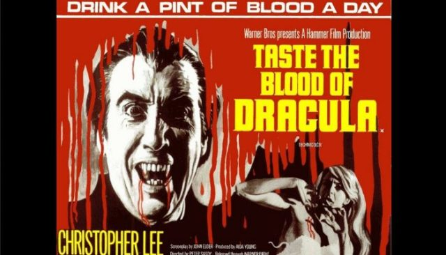 Taste the Blood of Dracula (1970) watch online