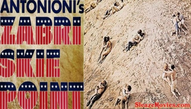 Zabriskie Point (1970) watch UNCUT