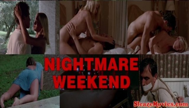 Nightmare Weekend (1986) watch uncut