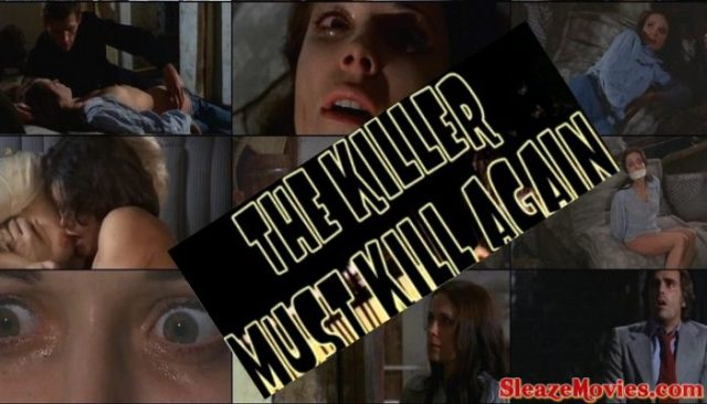 The Killer Must Kill Again (1975) watch online