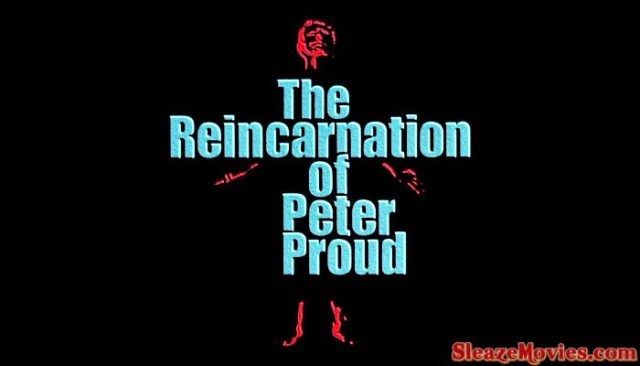 The Reincarnation of Peter Proud (1975) watch online