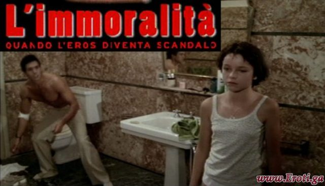 L'immoralita aka Cock Crows at Eleven (1978) watch uncut