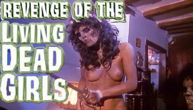Revenge of the Living Dead Girls (1987) watch online