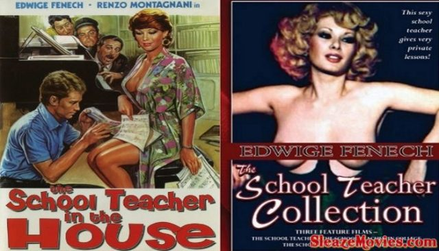 The School Teacher in House (1978) watch online