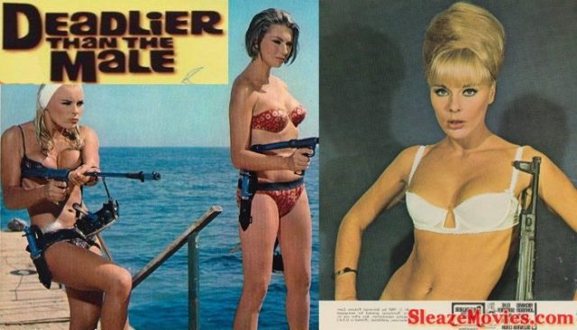 Deadlier Than the Male (1967) watch online