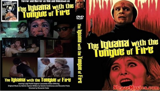 The Iguana With the Tongue of Fire (1971) watch online