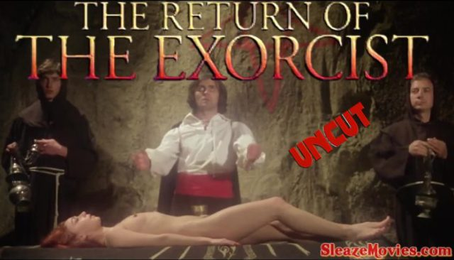 The Return of the Exorcist (1975) watch uncut