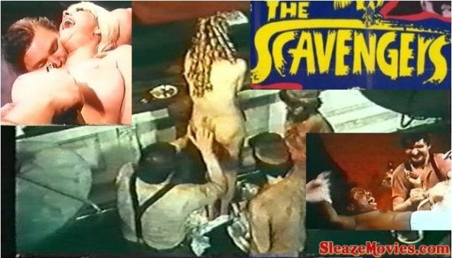 The Scavengers (1969) watch online