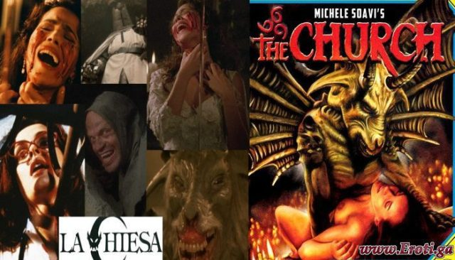 Demons 3 – The Church (1989) watch online