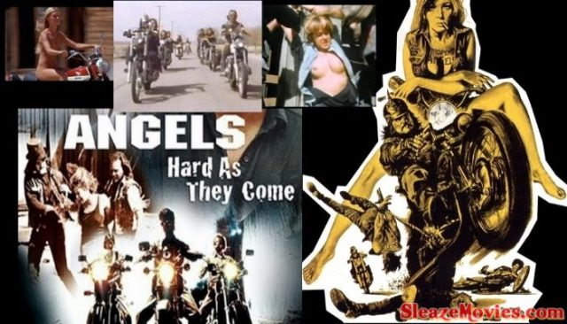 Angels Hard as They Come (1971) online movie