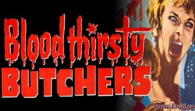Bloodthirsty Butchers (1970) watch online