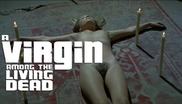 A Virgin Among the Living Dead (1973) watch UNCUT