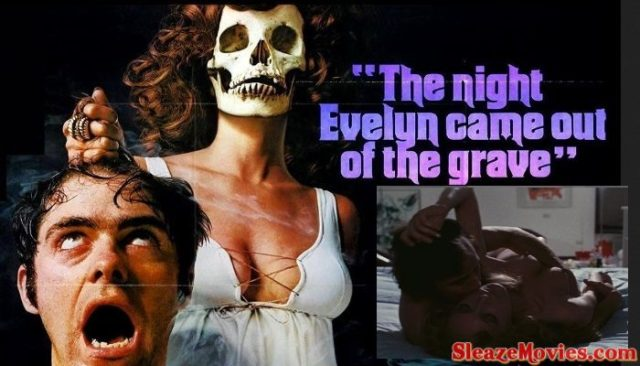 The Night Evelyn Came Out of the Grave (1971) watch UNCUT