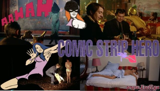 Comic Strip Hero (1967) watch uncut