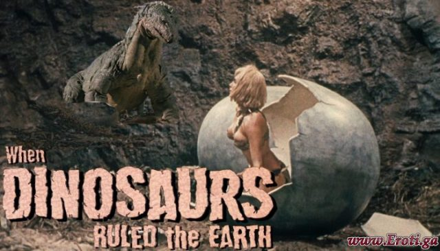 When Dinosaurs Ruled the Earth (1970) watch online