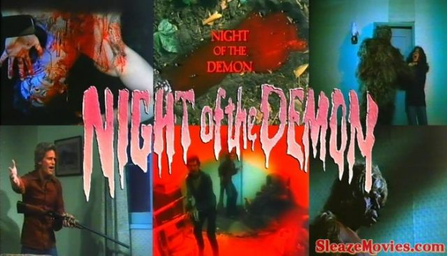 Night of the Demon (1980) watch online