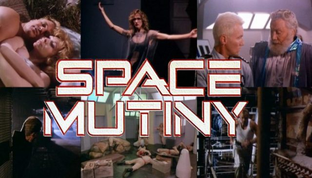 Space Mutiny (1988) watch online