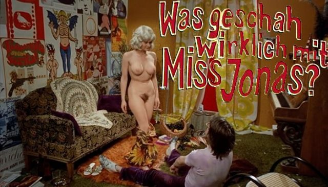 What Really Happened to Miss Jonas (1974) watch online