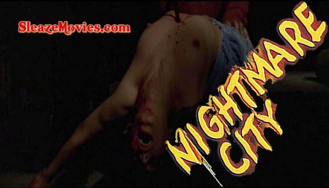 Nightmare City (1980) watch online