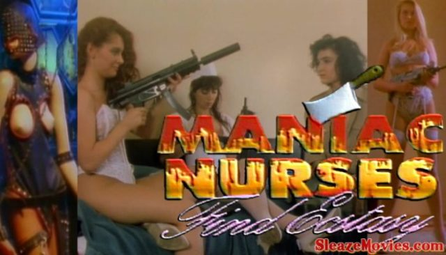 Maniac Nurses Find Ecstasy (1990) watch online