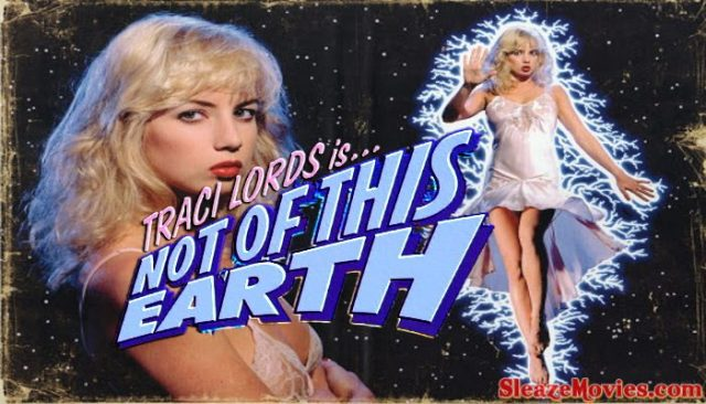 Not of This Earth (1988) watch online