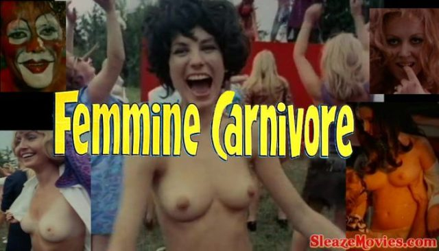 Femmine Carnivore (1970) watch online
