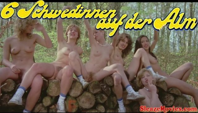 Six Swedishs in the Alps (1983) watch online