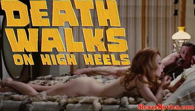 Death Walks on High Heels (1971) watch uncut serial murder