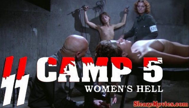 SS Camp 5: Women's Hell (1977) watch UNCUT