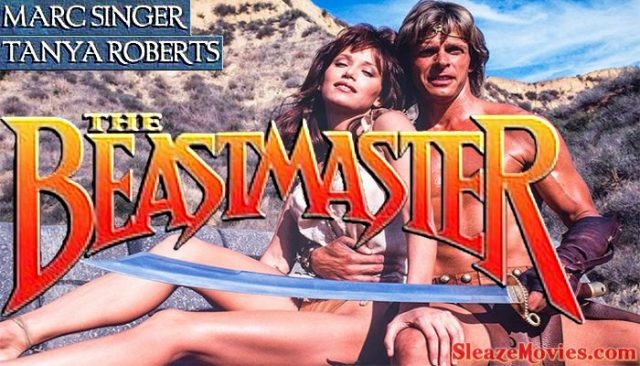 The Beastmaster (1982) watch uncut