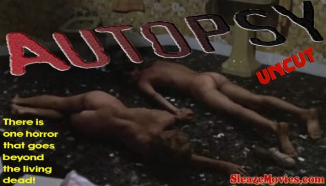 Autopsy (1975) watch uncut
