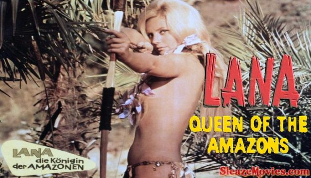 Lana Queen of the Amazons (1964) watch uncut