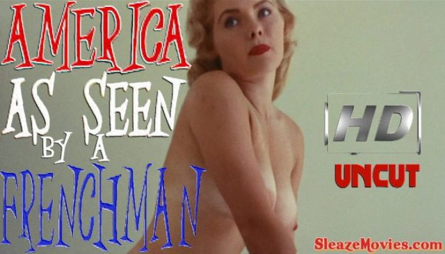 America as Seen by a Frenchman (1960) watch uncut