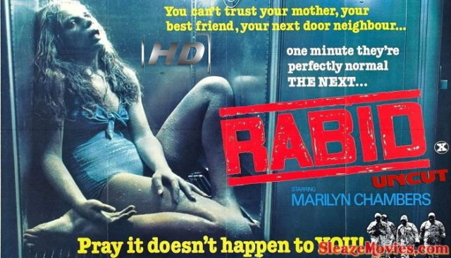 Rabid (1977) watch uncut