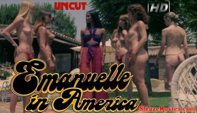 Emanuelle in America (1977) watch uncut (extreme XXX version)