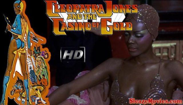 Cleopatra Jones and the Casino of Gold (1975) watch online