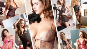 Sexy verführerische Dessous im Orion Sex-Shop