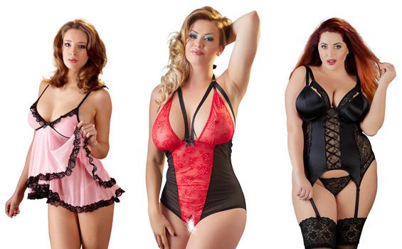 Rabatt-Aktion vom 6. bis 13. September im Orion Online Sex-Shop -15 Prozent Rabatt auf Dessous in großen Größen