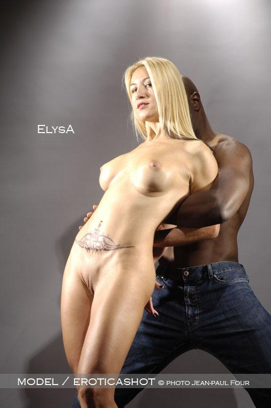 ladies black Big breasted