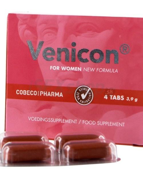 Eroticmania Venicon for Women 4 pcs