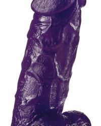 BIG DONG dildo - fialové