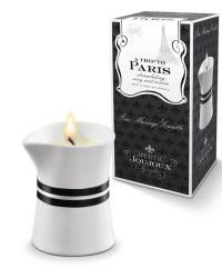 Mystim A trip to Paris - luxusná masážna sviečka - 120 g