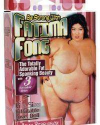Nafukovacia panna XXL Fatima Fong