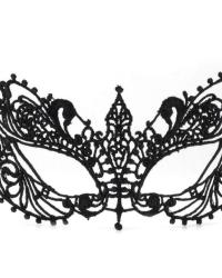 Karnevalová maska čipkovaná