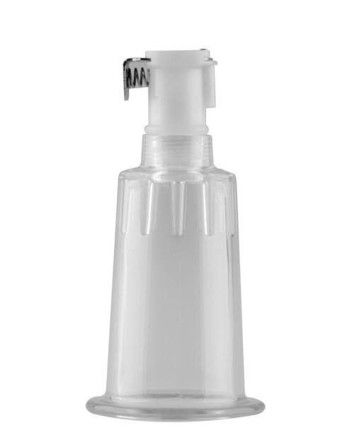 BOOM LuvPump Vacuum Master príslušenstvo - prísavka na klitoris alebo bradavku - priemer 1