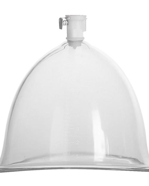 BOOM LuvPump Vacuum Master príslušenstvo - vákuový zvon na prsia L
