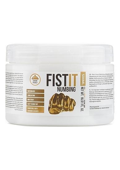Fist-it Numbing Fisting lubrikačný gél 500 ml