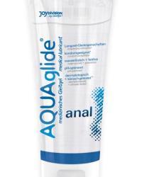 Joydivision Aquaglide Análny lubrikačný gél 100 ml