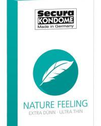 Secura kondómy Nature Feeling 12 ks